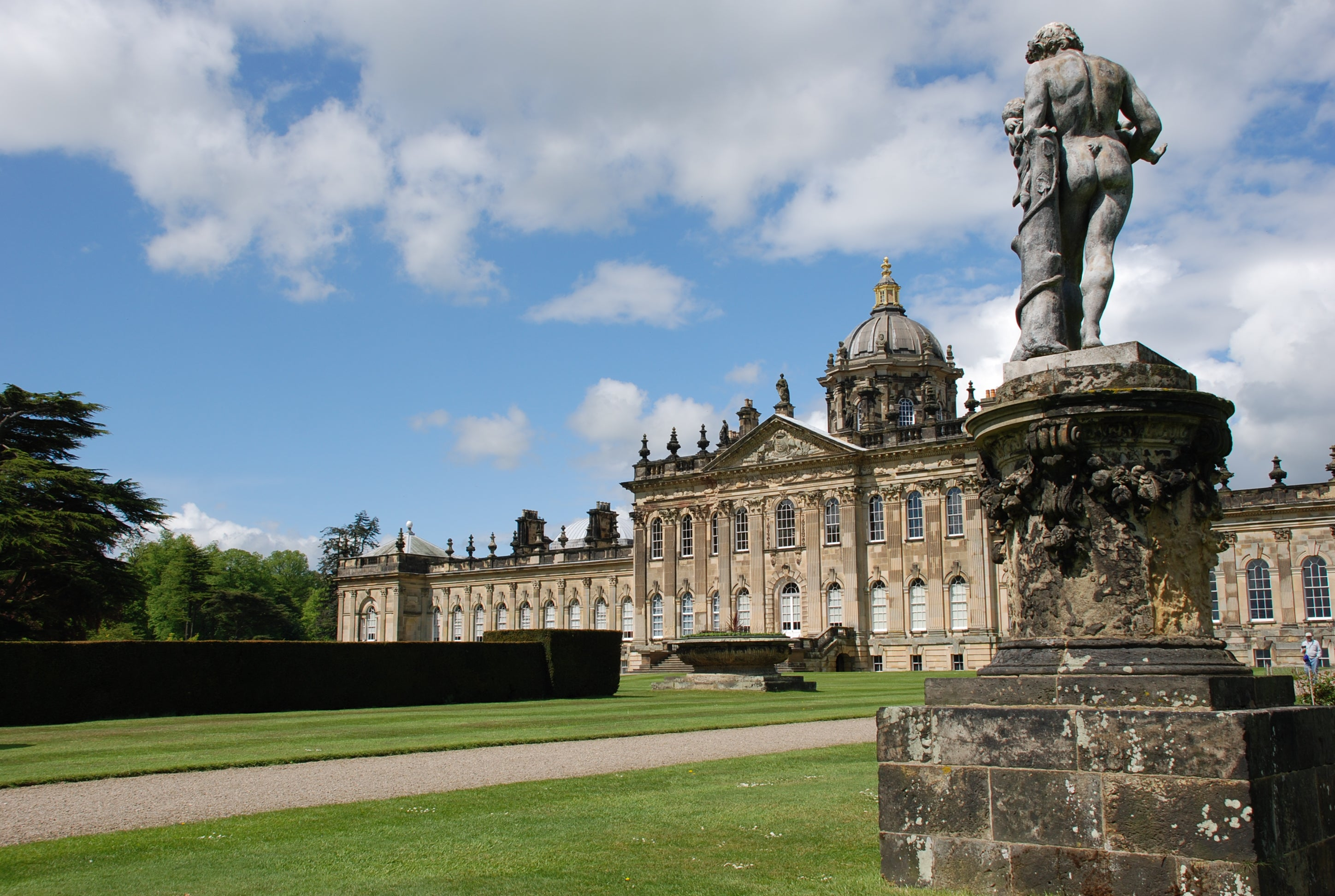 Castle howard york postcode