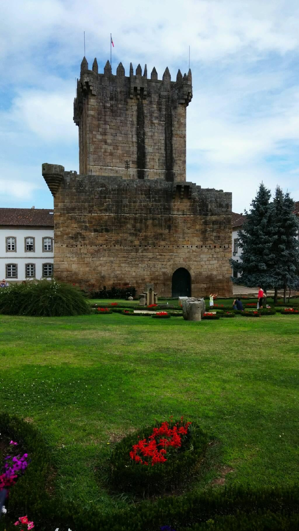 Chaves Castle and Military Museum
