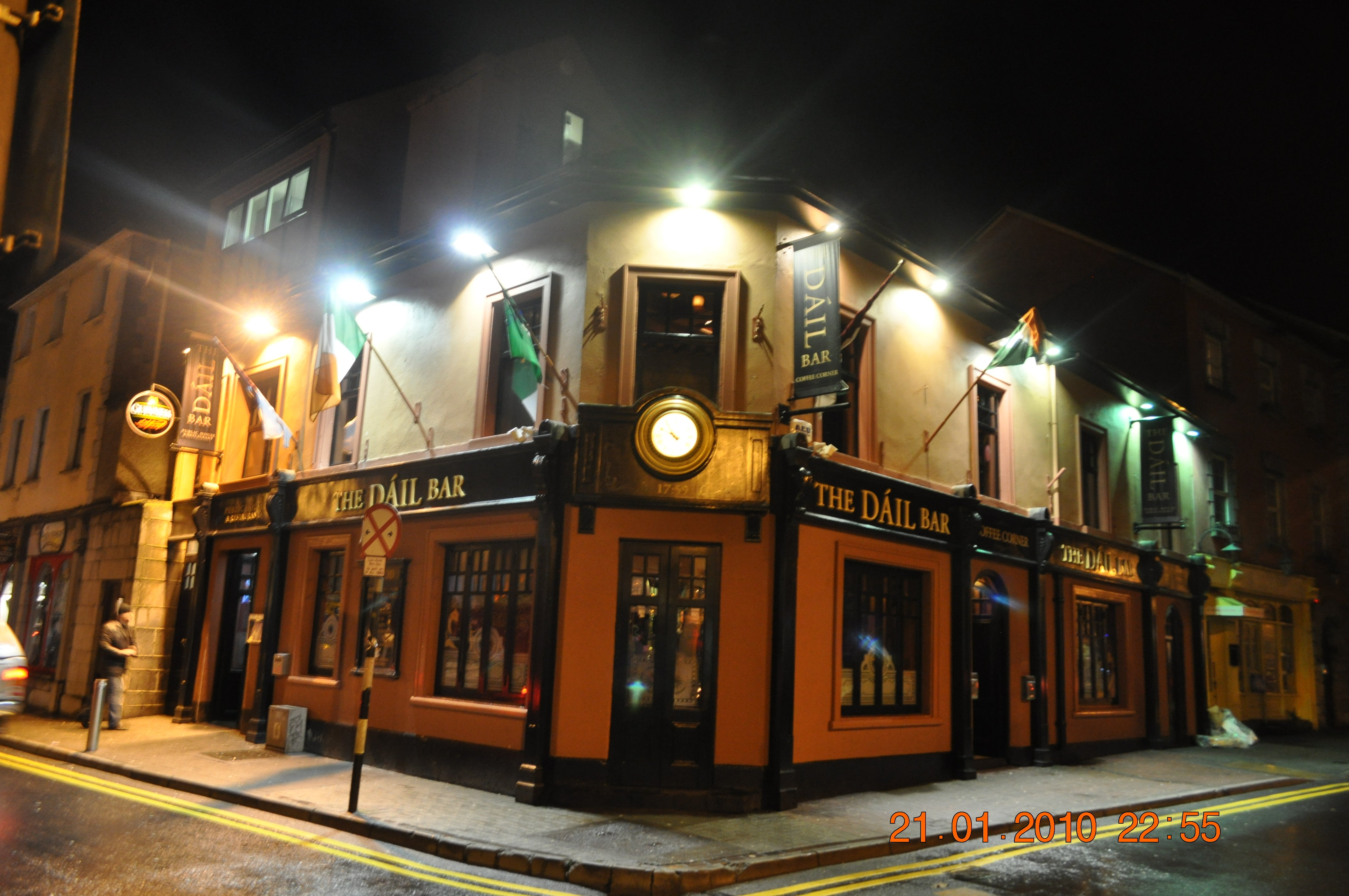 Quartiere Latino a Galway