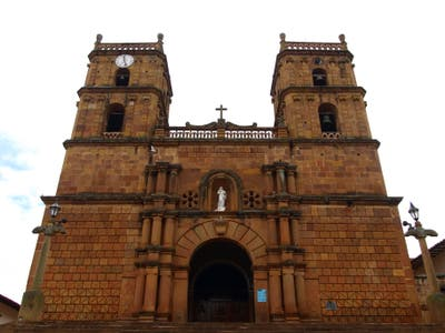 Cathedral of the Immaculate Conception (Barichara)
