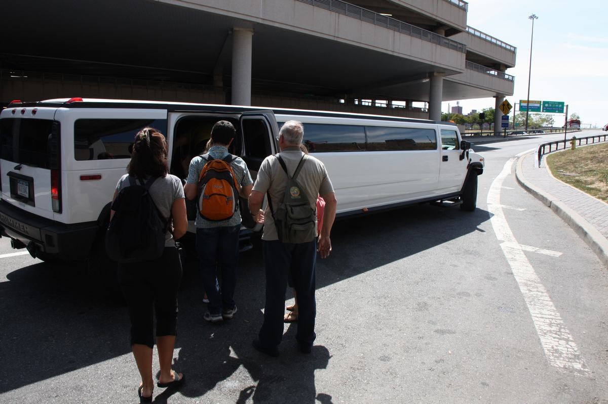 Limousine Service from Airport