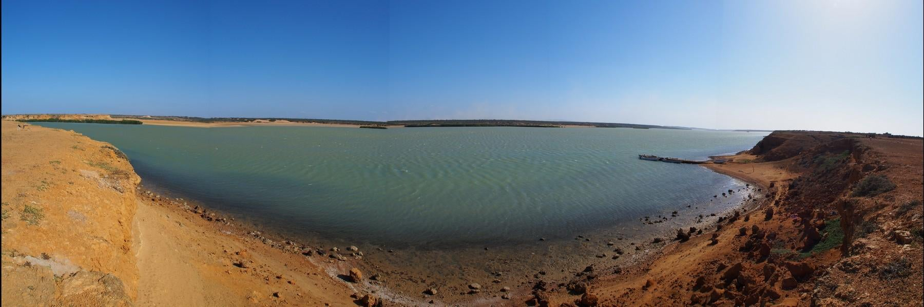 Mar en Punta Gallinas