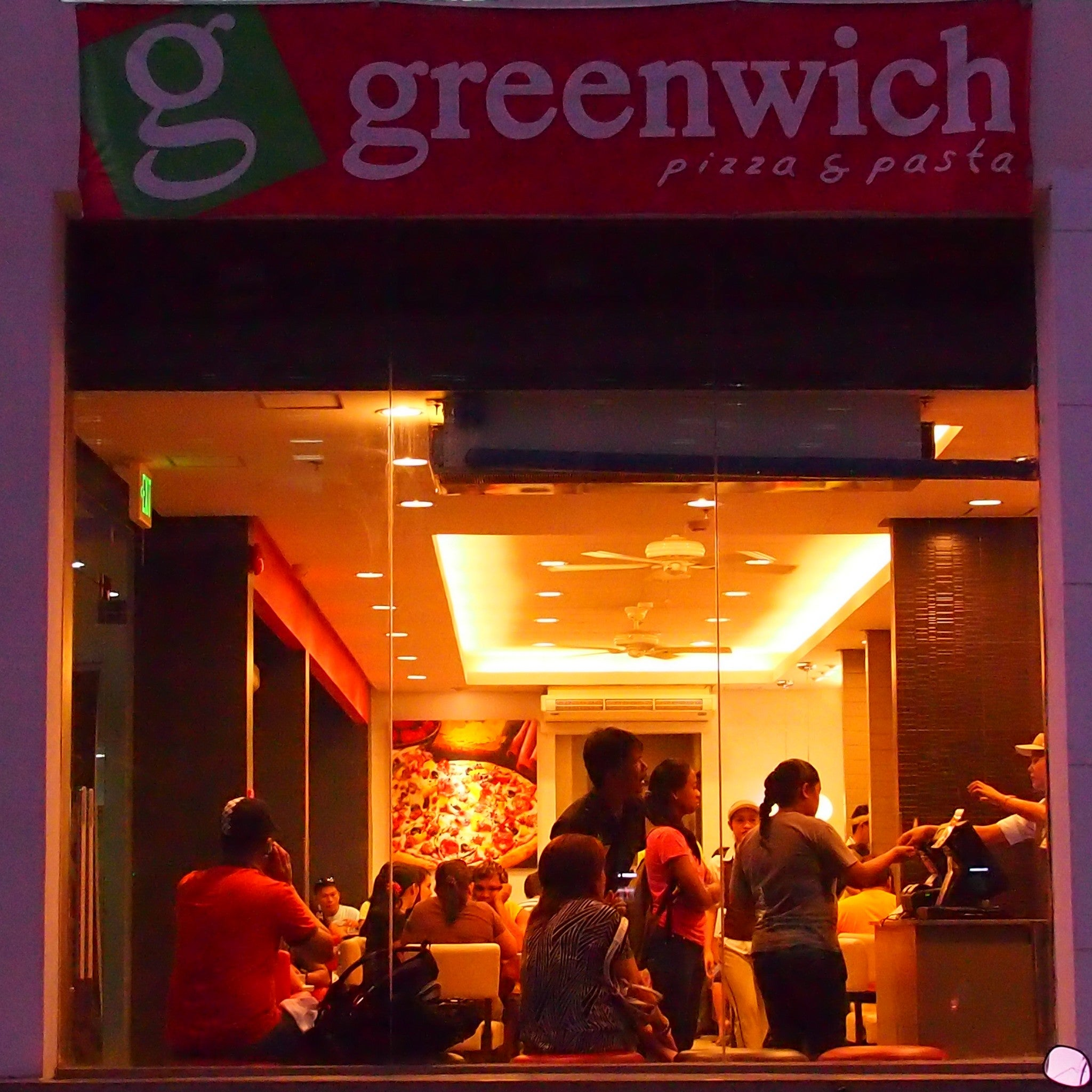 Greenwich (pizza and Pasta)