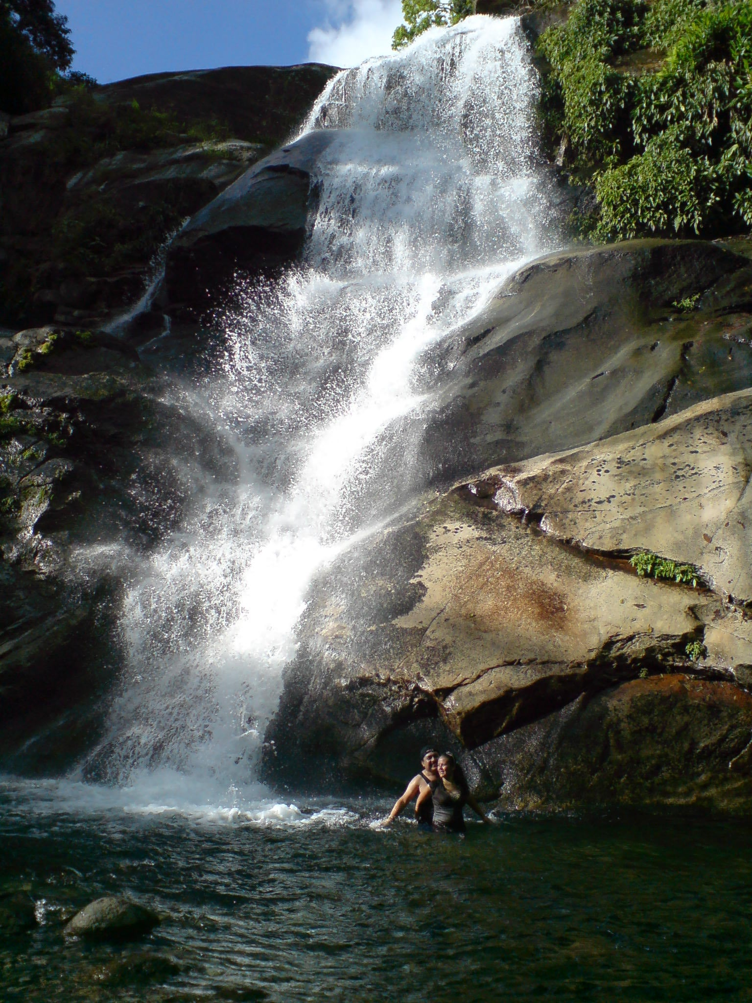 La Sirena Waterfall