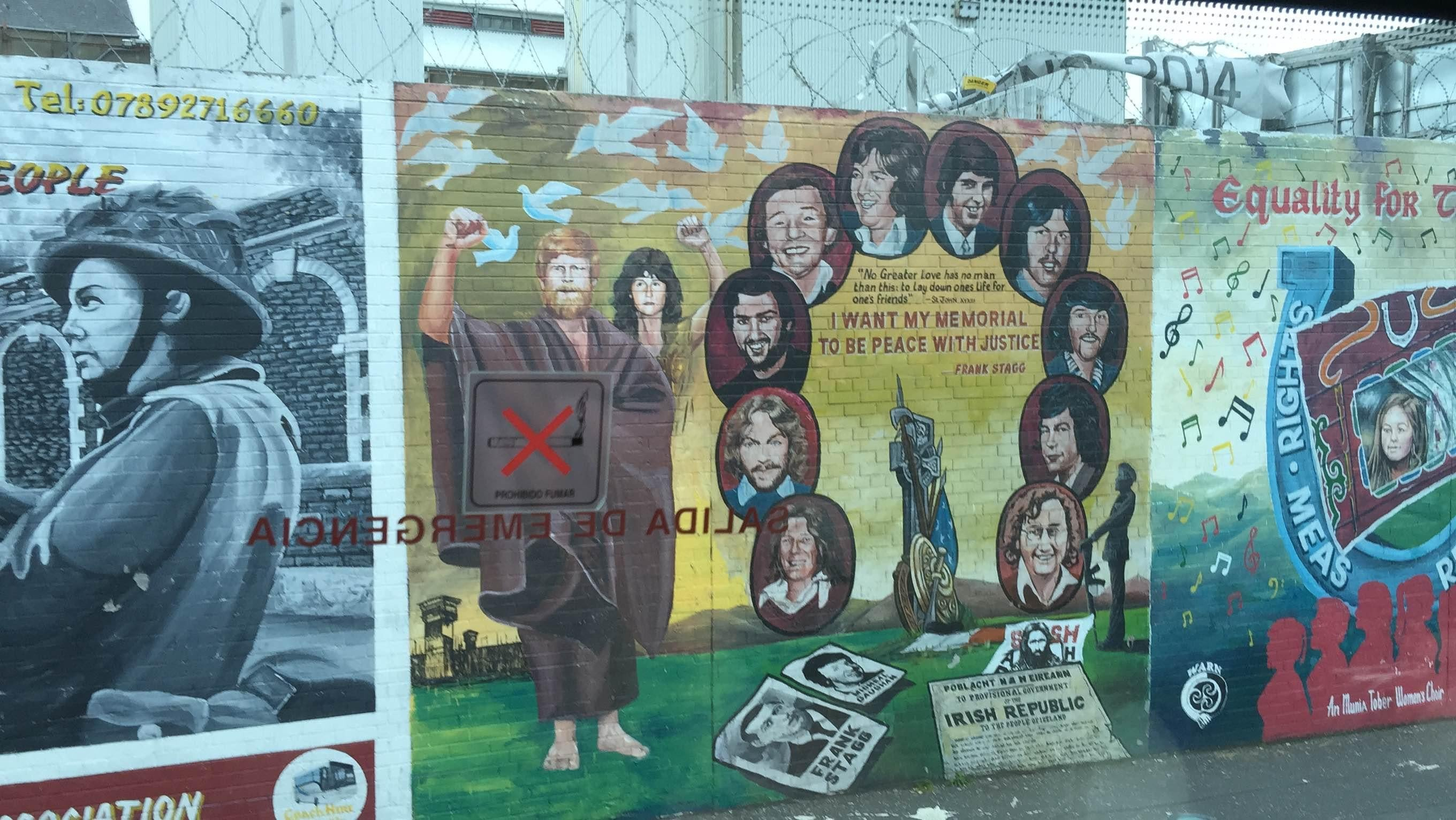 Murales protestantes