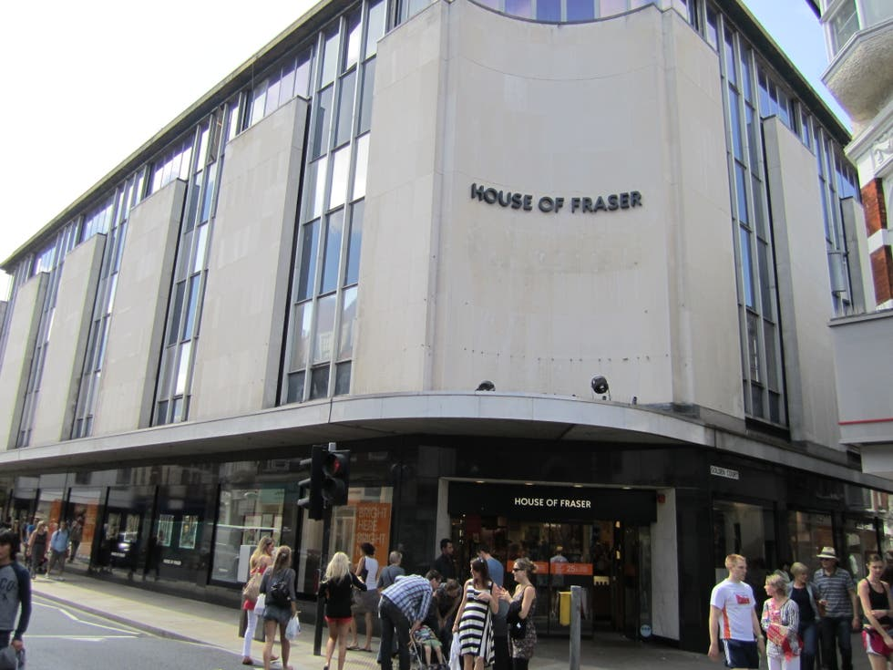 House of fraser londres 1 exp riences et 3 photos for Quality classic house of fraser