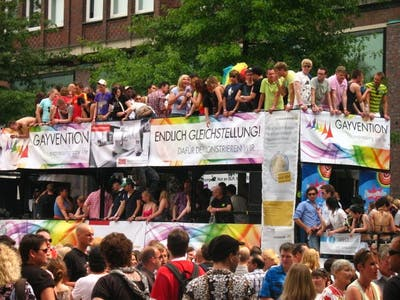 Gayvention HAMBURGO