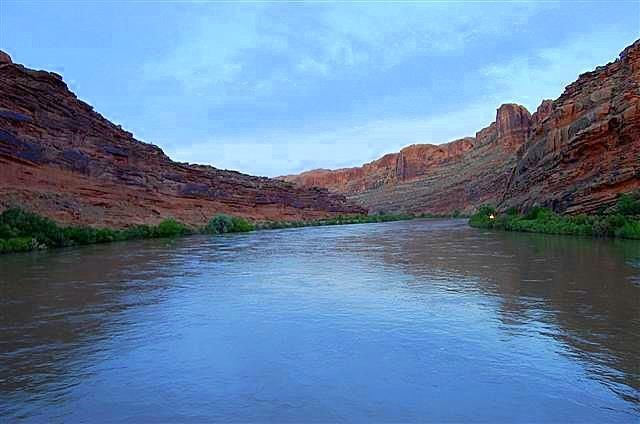 Colorado River Ride