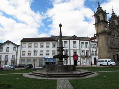 Fonte do Largo Carlos Amarante