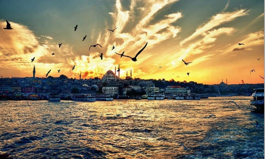 Mar en Estambul