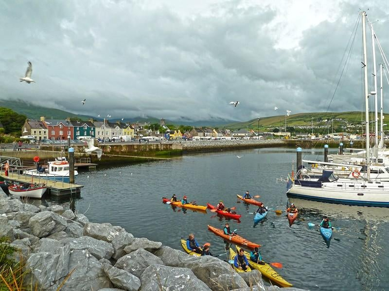 The Port of Dingle