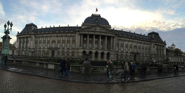 Palacio Real de Bruselas