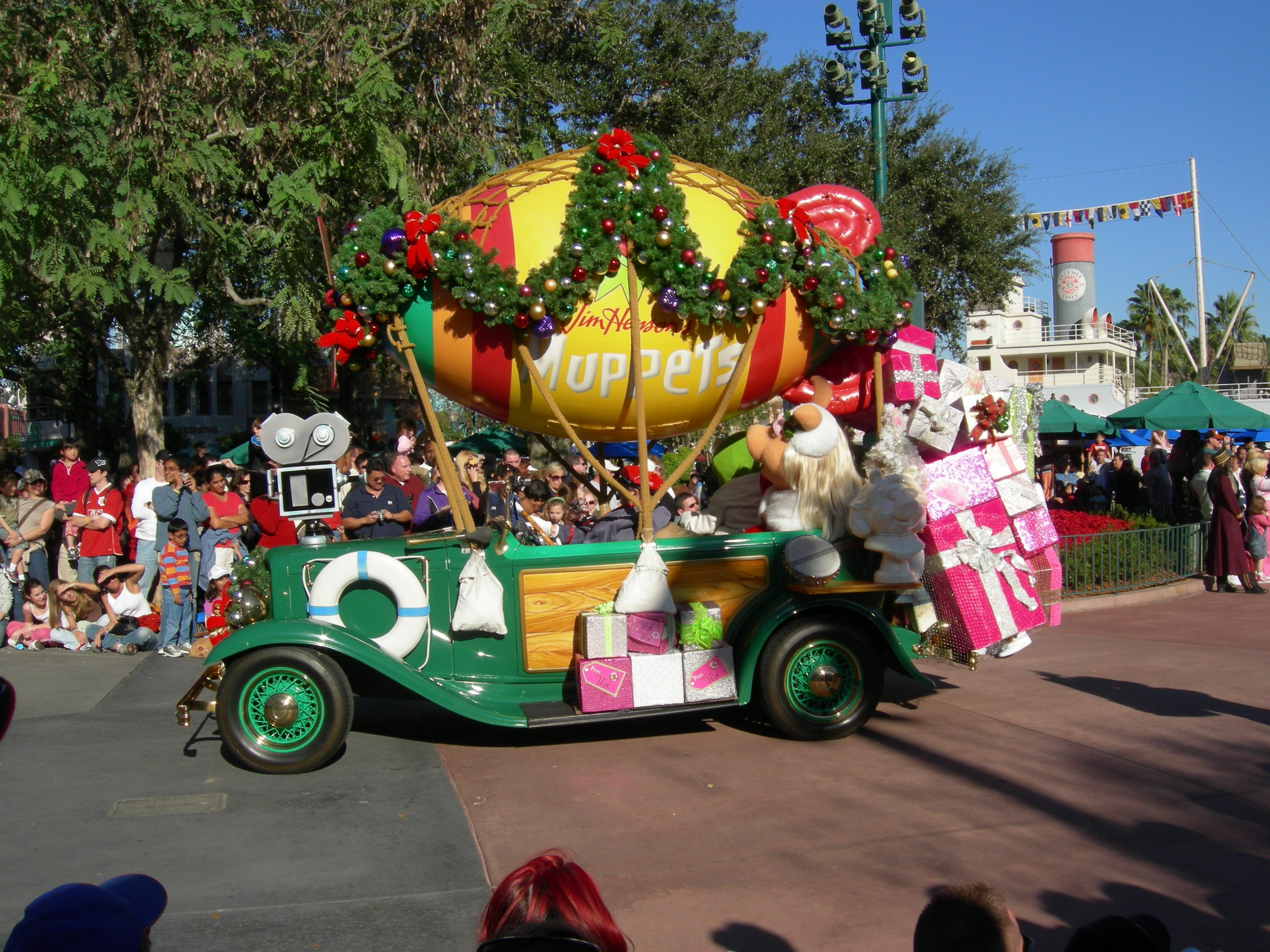Feria en Disney's Hollywood Studios
