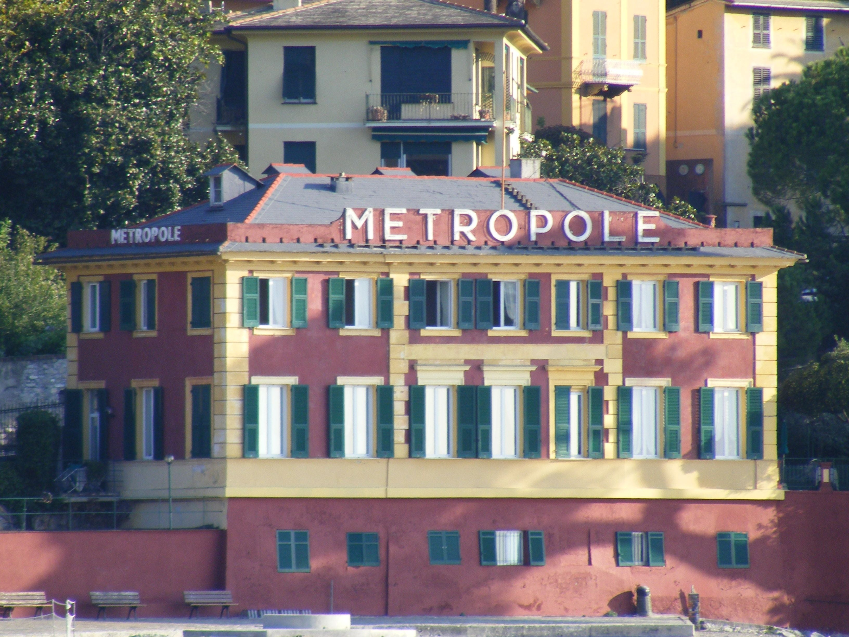 Edificio en Santa Margherita Ligure