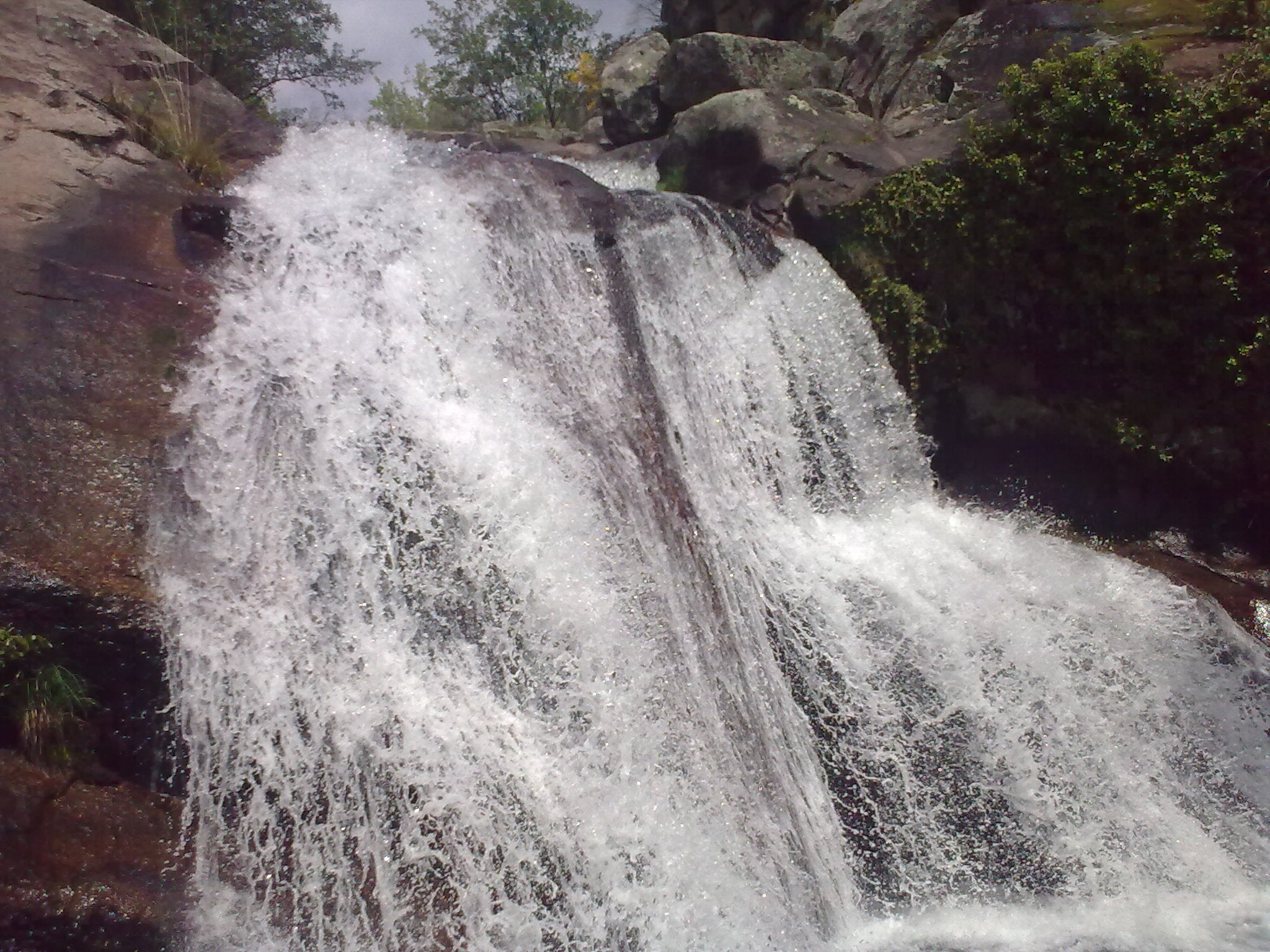 Waterfall of the devil