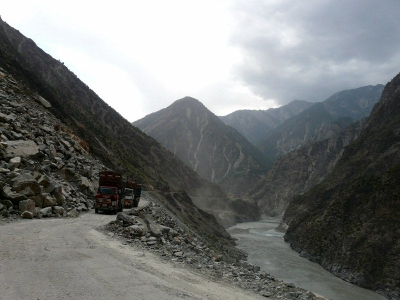 Karakorum Highway - KKH
