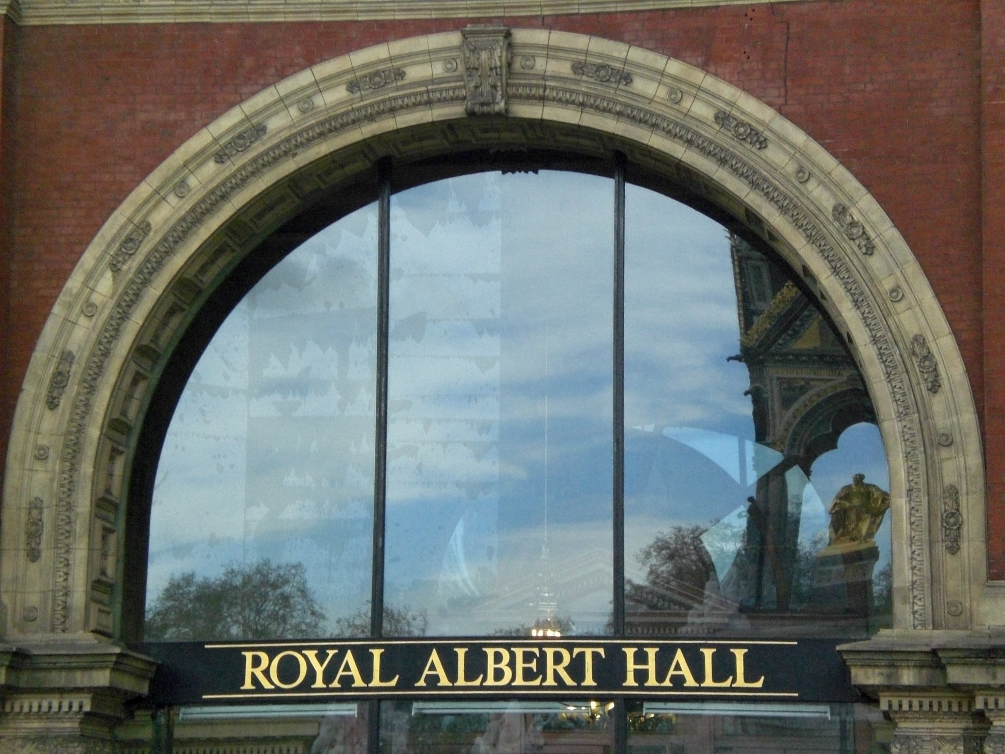 Arco en Royal Albert Hall