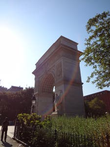 Washington Centennial Memorial Arch