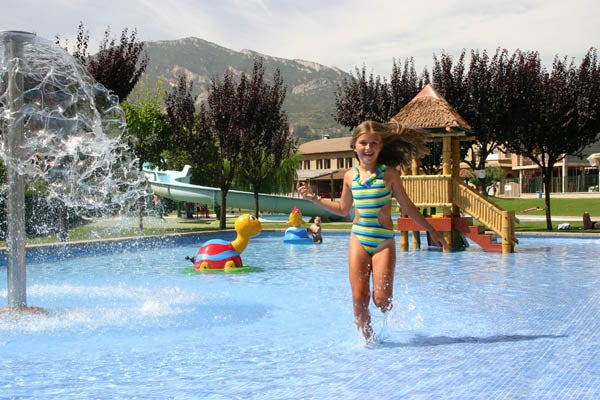 Resort en Berga Resort - The Mountain And Wellness Center - Spa