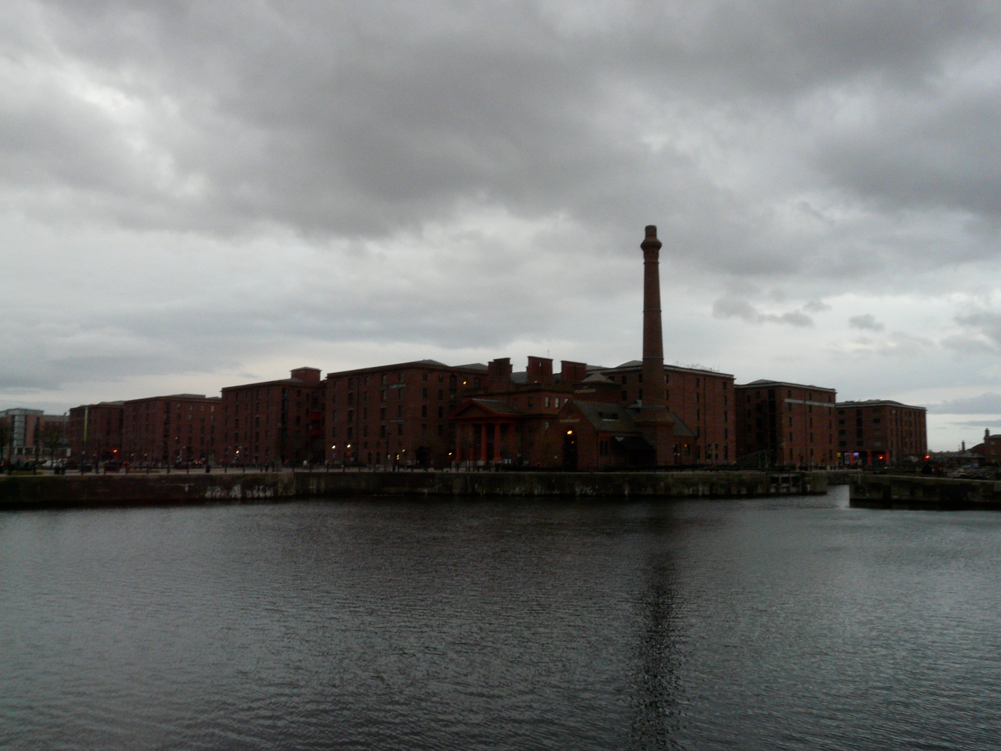 Río en Royal Albert Dock