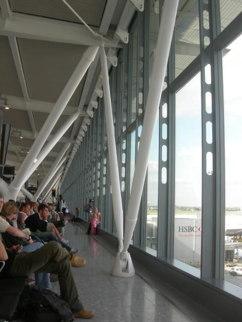 Paseo en Aeropuerto de Londres - Heathrow