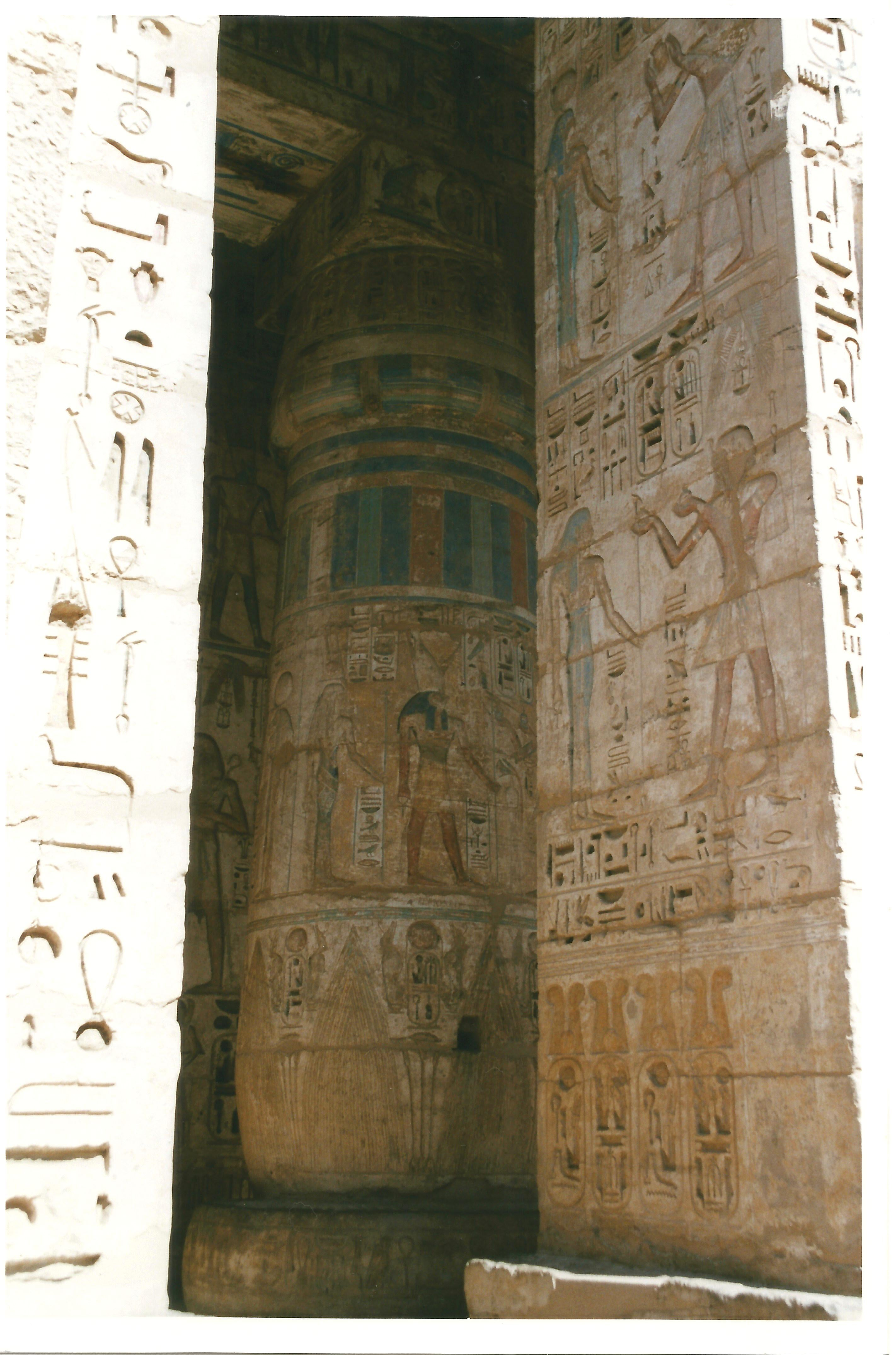 Edad Media en Medinet Habu