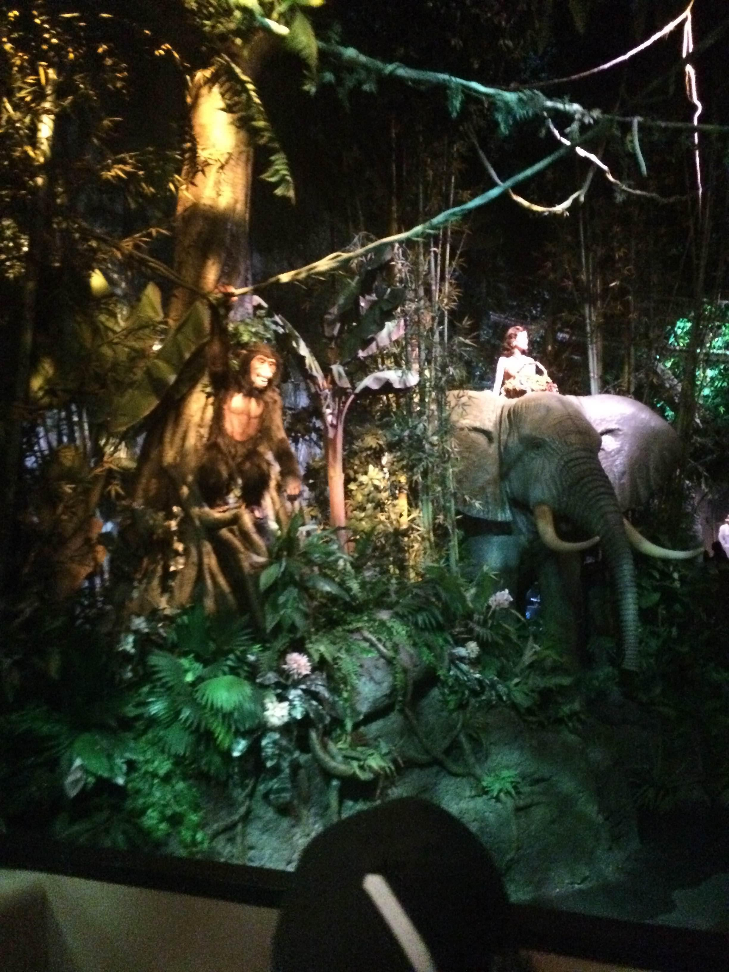 Jungla en Disney's Hollywood Studios