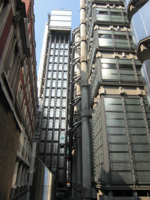 Suelo en Lloyd's London Building