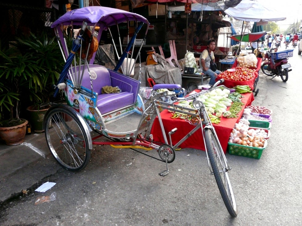 Bici-taxis Thailand in Chiang Rai: 1 reviews and 3 photos