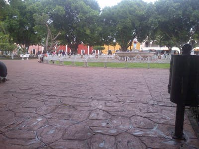 Plaza Francisco Cantón