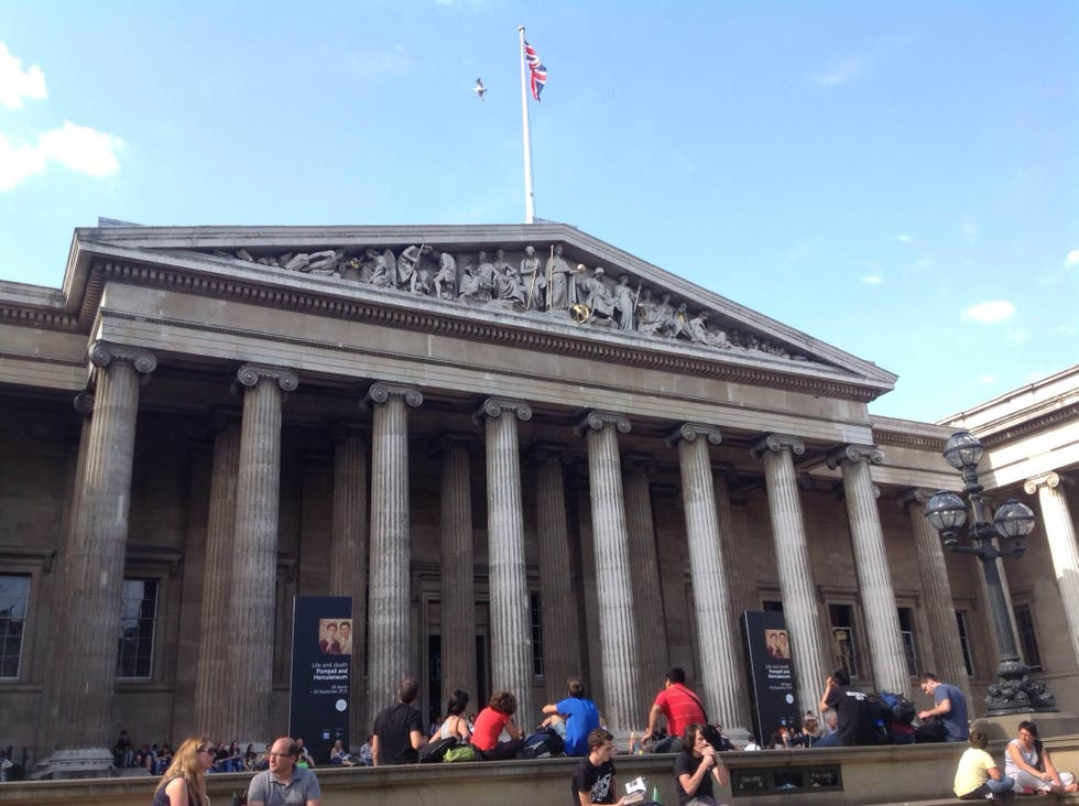 D Exhibition In London : The mummies of british museum london united kingdom