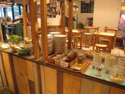 Restaurante Musashino Campus