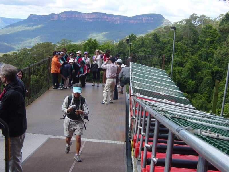 Deportes en Parque nacional Blue Mountains
