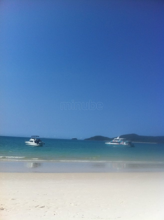 Cayo en Islas Whitsundays