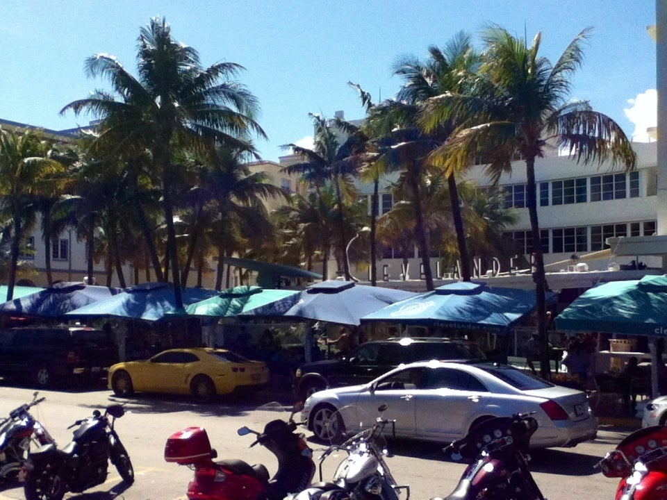 Plaza en Miami Beach