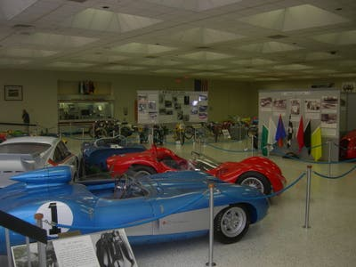 Museo Indianapolis Motor Speedway Hall of Fame