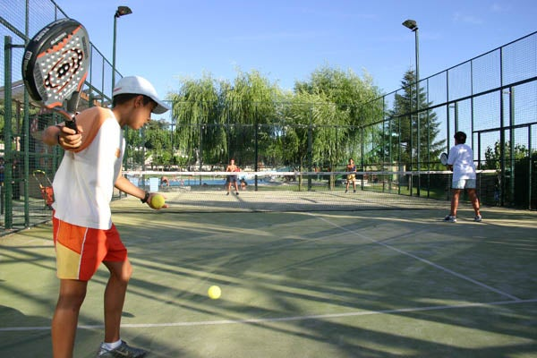 Deportes en Berga Resort - The Mountain And Wellness Center - Spa
