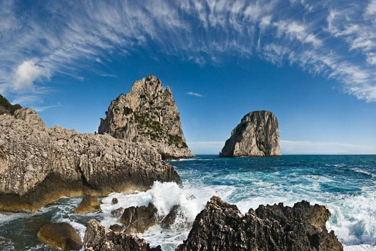 Capri and Anacapri: Guided Tour from Rome. From: Termini