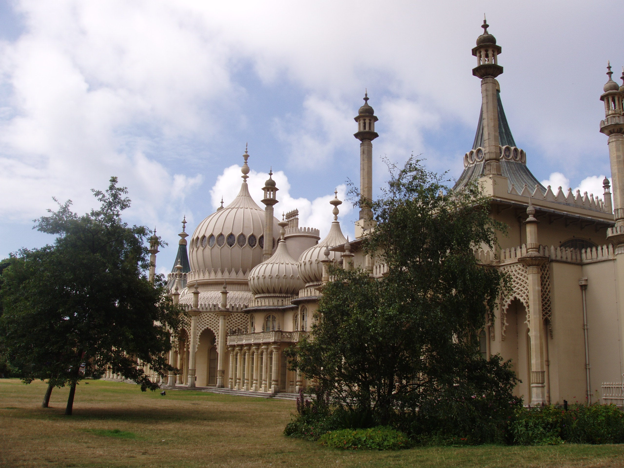 Edificio en Royal Pavilion