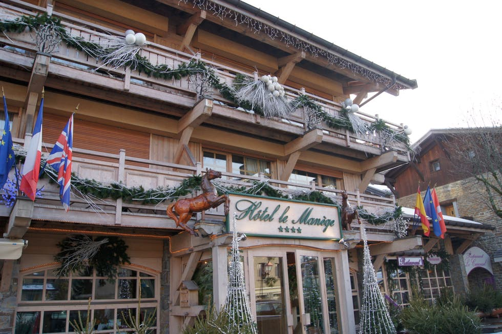 Fotos de pueblo en h tel le man ge meg ve 7401690 for Hotels 3 etoiles megeve