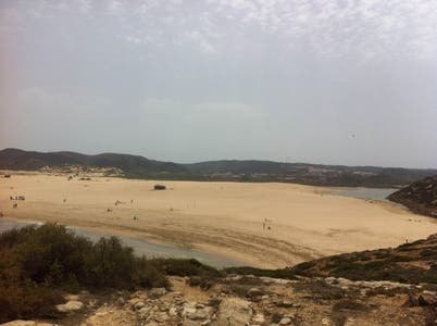 Playa de Bordeira - Carrapateira