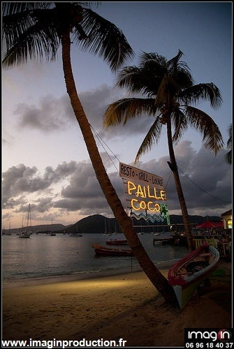 Restaurant Grill Paille Coco
