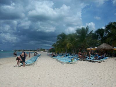 Fury Beach Cozumel