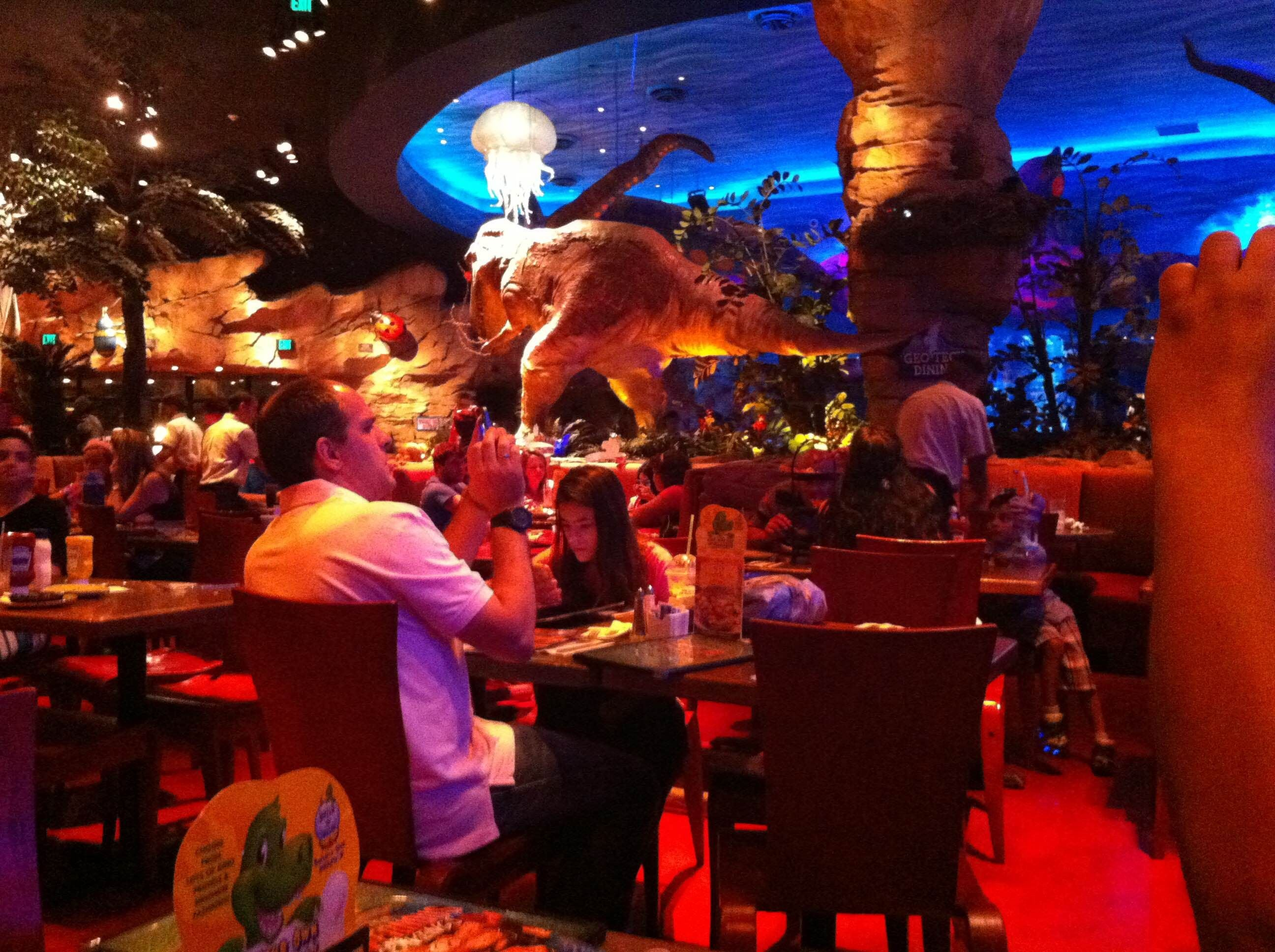 Sala de conciertos en Downtown Disney Area