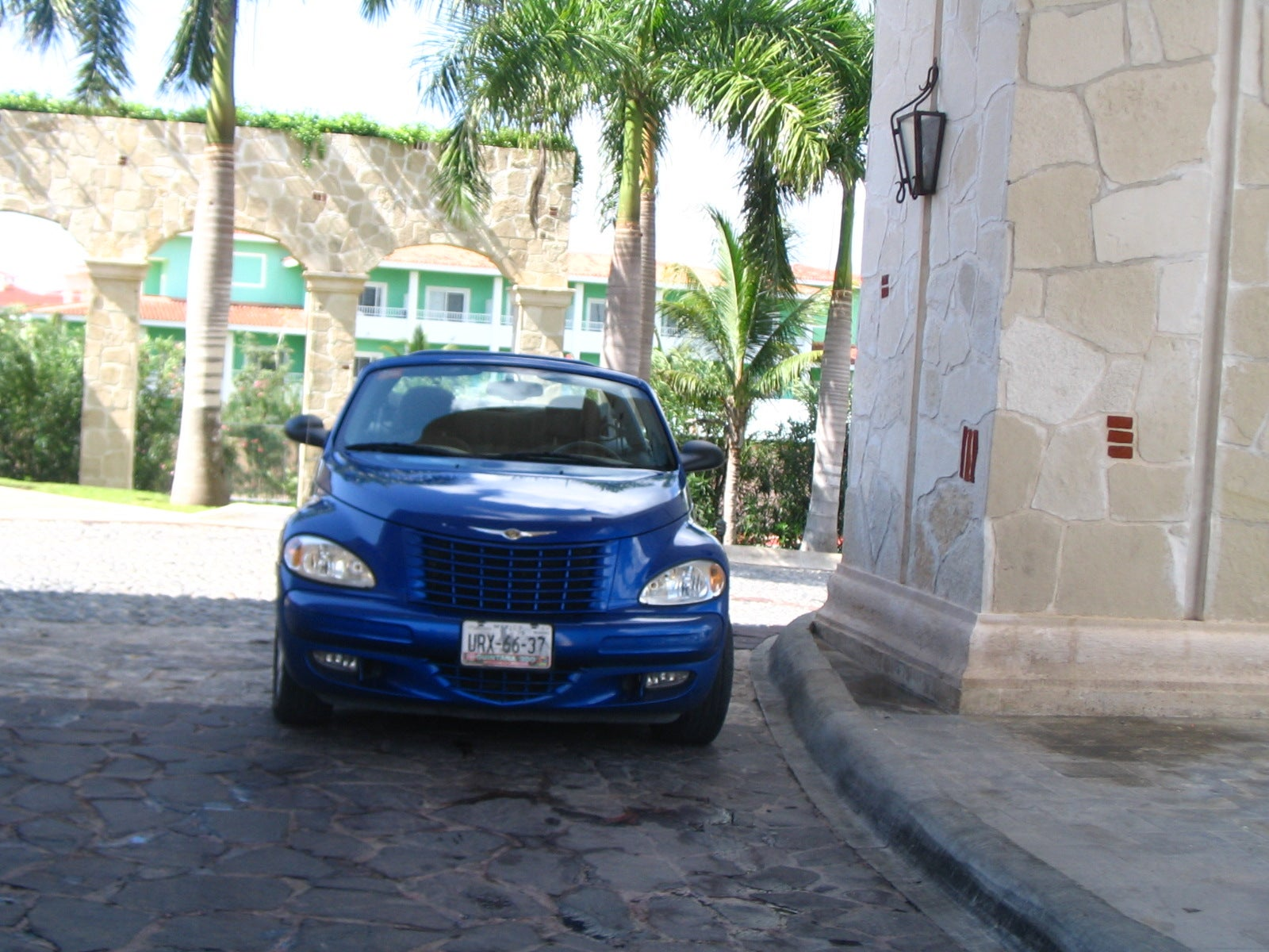 Automóvil en Hard Rock Hotel Riviera Maya- Heaven Section (Adults Only) All Inclusive