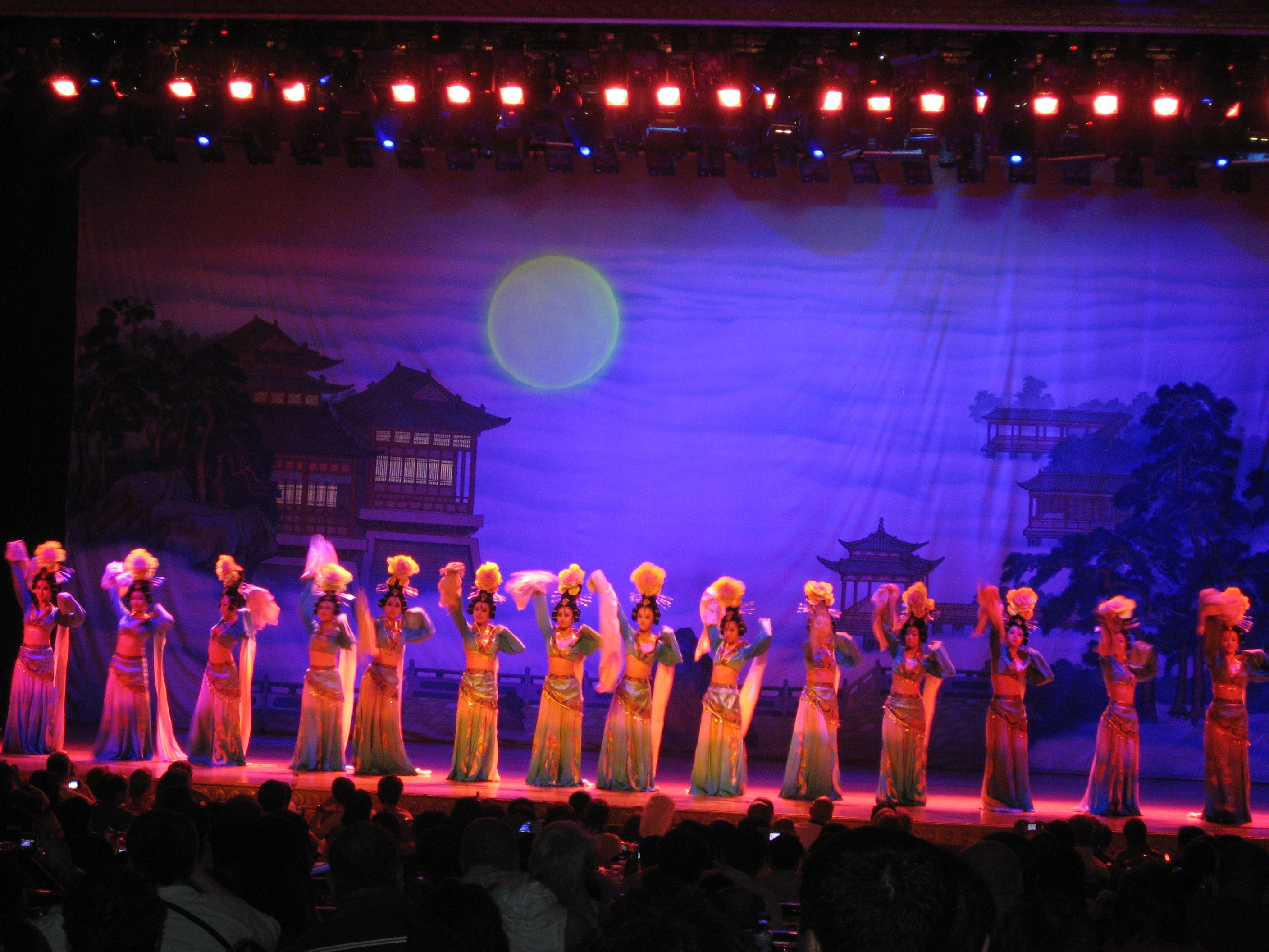 Songs and Dances of Tang Dynasty