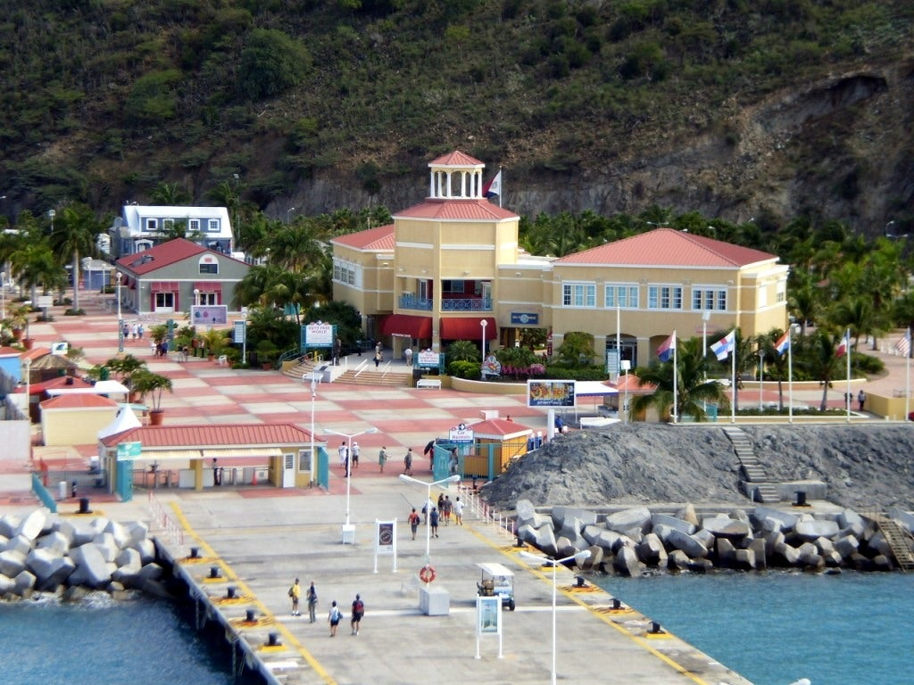 Costa en Philipsburg