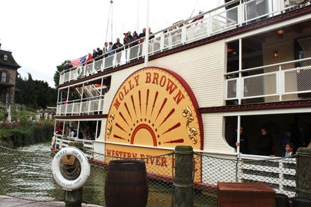 Molly Brown Riverboat
