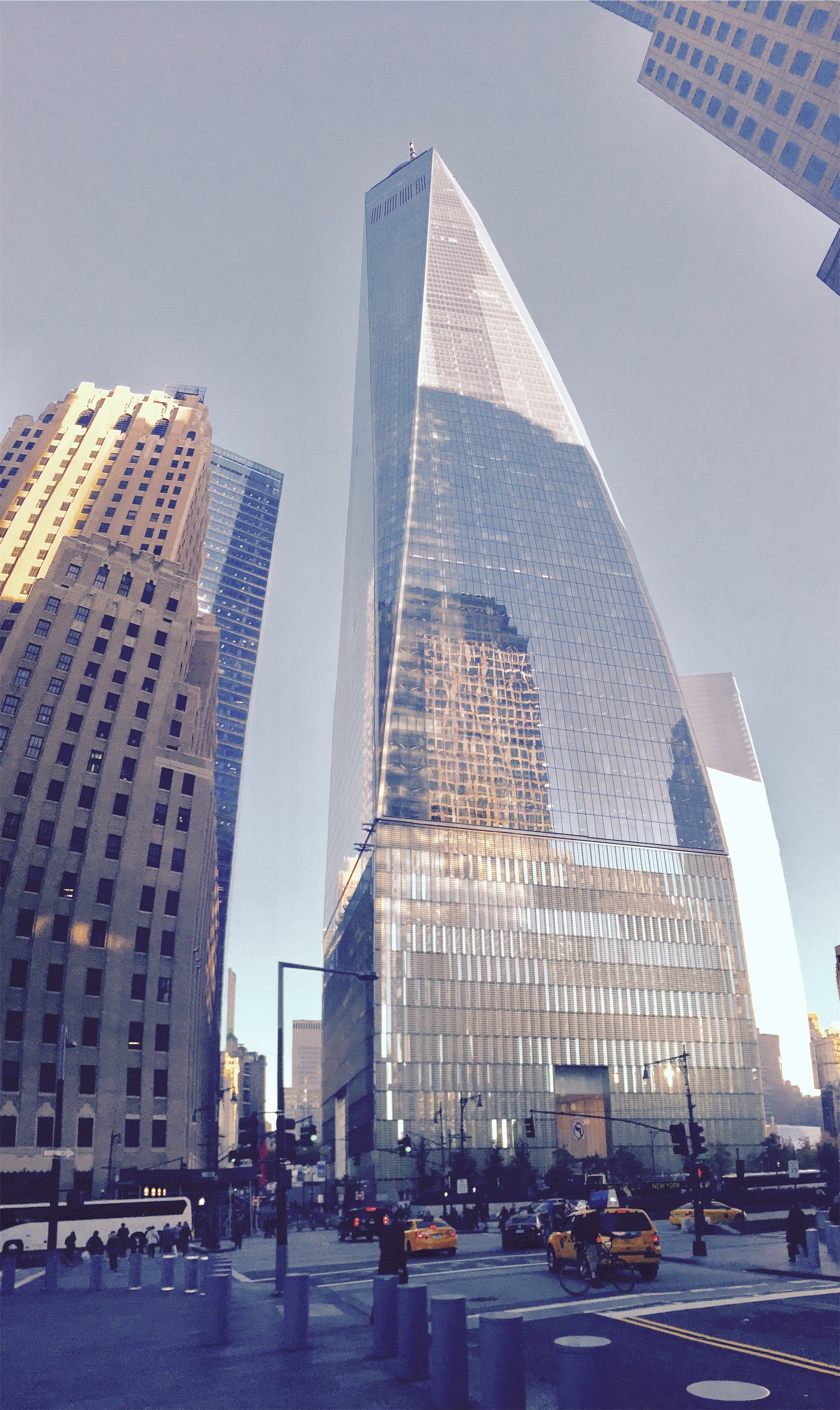Ciudad en One World Trade Center