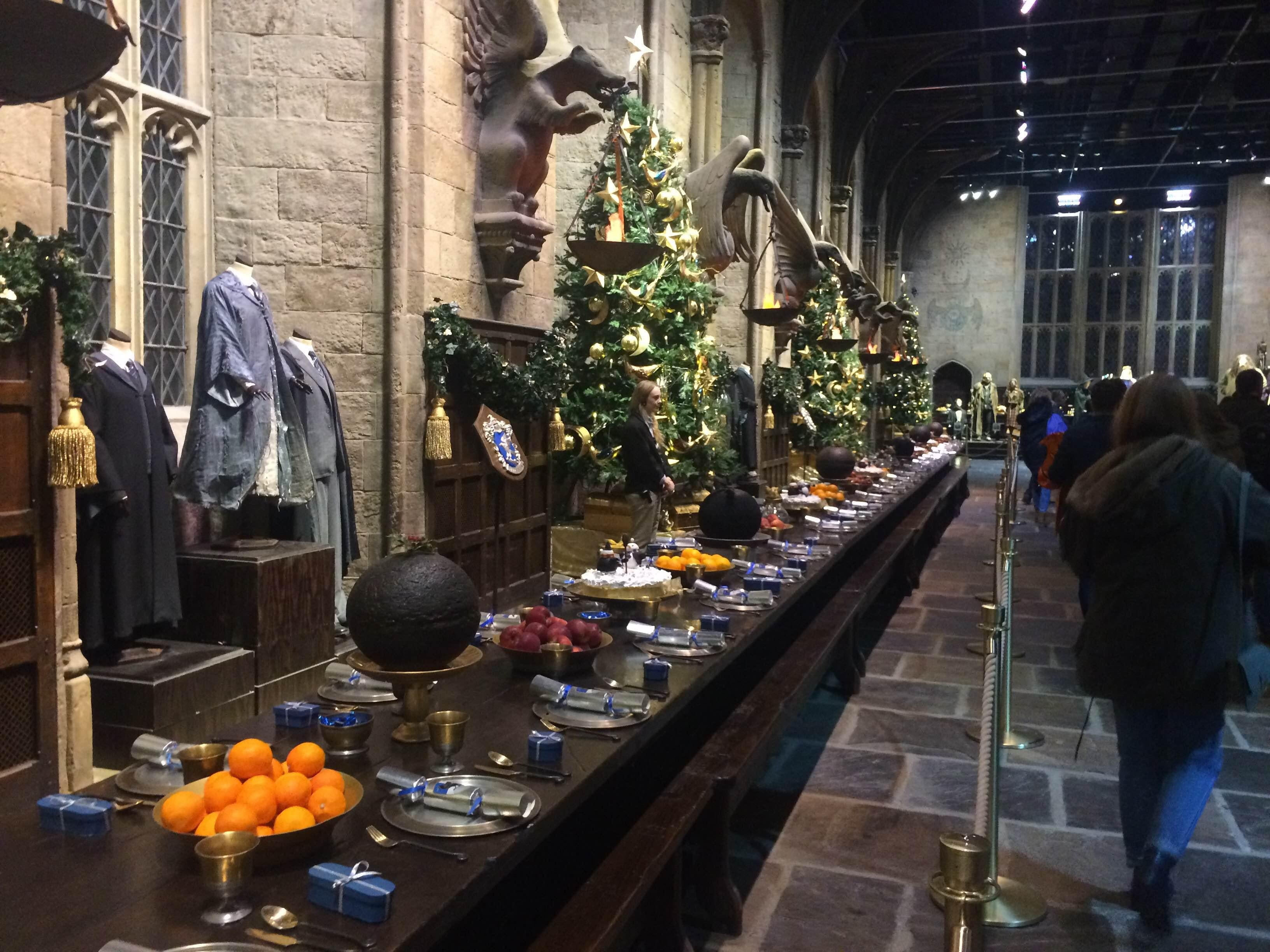 Canal en The Making of Harry Potter